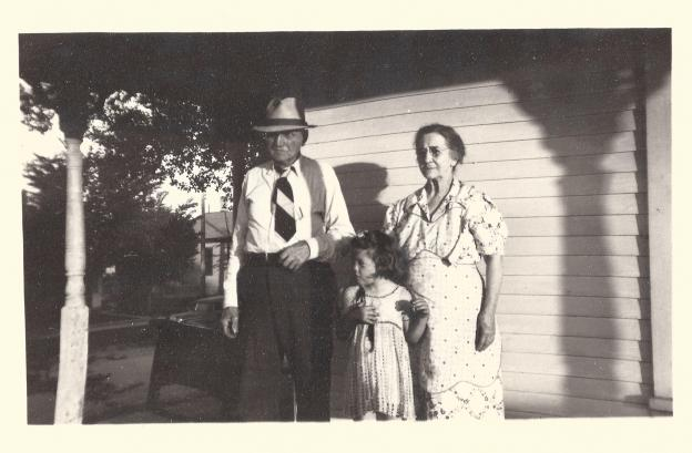 The paternal grandparents.