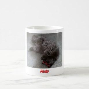 andy 11 ounce mug
