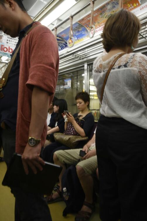 Tokyō Metro - Japan - August 15, 2015