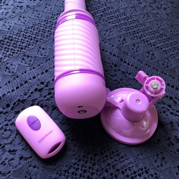 Pipedream Fantasy for Her Love Thrust-Her Thrusting Vibrator accessories