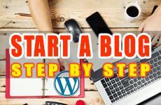 Bắt đầu làm website wordpress hướng dẫn từng bước một
