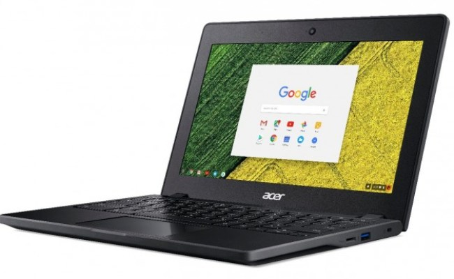 Acer S New Chromebook Is A Rugged Beast