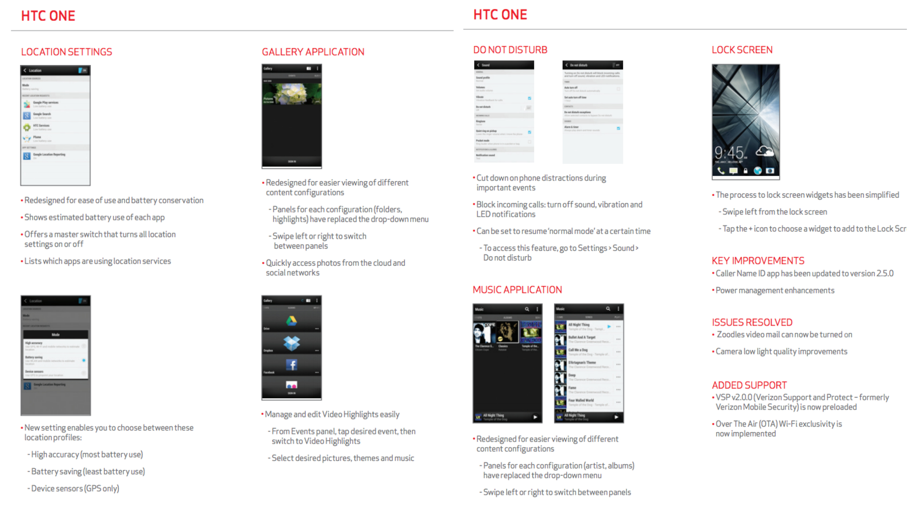 KitKat update for Verizon HTC One rolling out now, here's