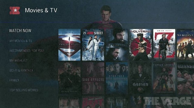 Android TV Movies