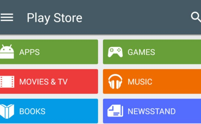 Google Play Store 5 0 With Even More Material Design