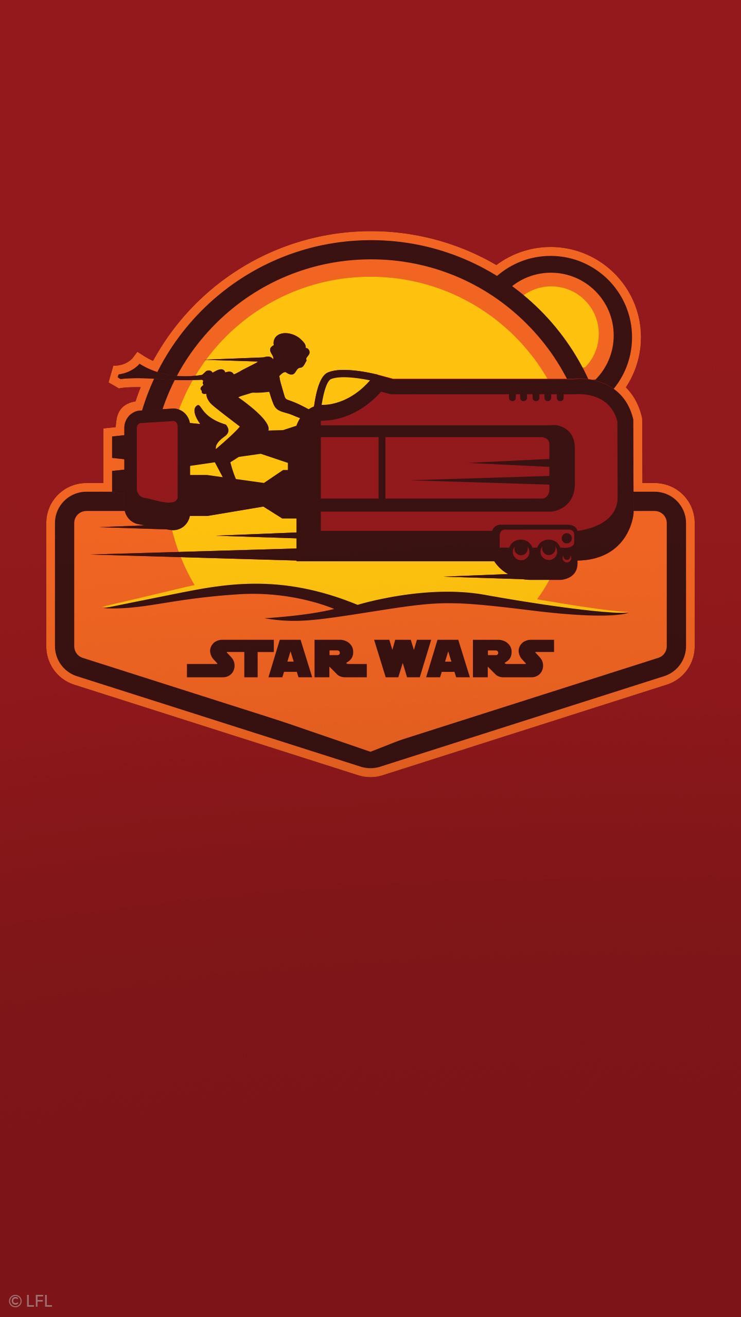 Star Wars Rebel Wallpaper Iphone Star Wars The Force Awakens Wallpaper
