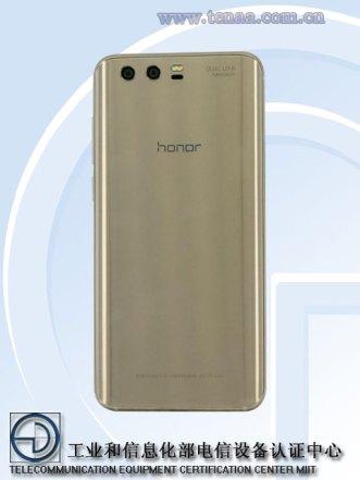 Honor 9 Back