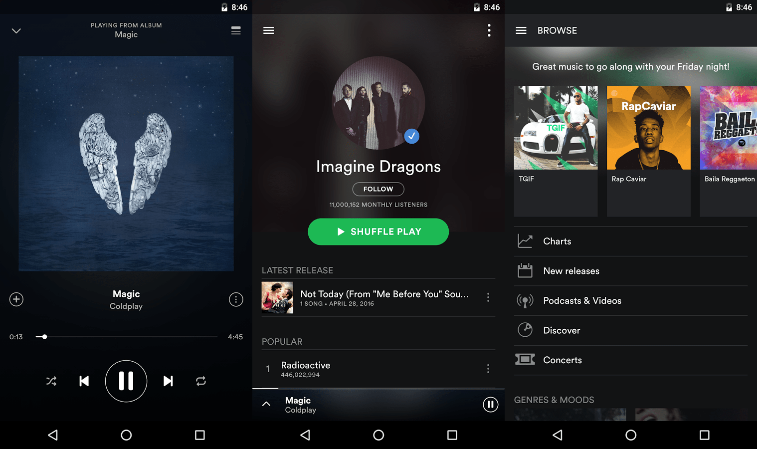 10 Best Music Apps for Android in 2017 | Phandroid