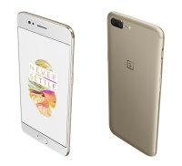OnePlus 5 Soft Gold color is official