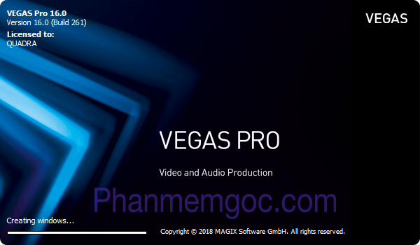 Download Magix VEGAS Pro 16 Mới Nhất Full Crack Link Google Drive