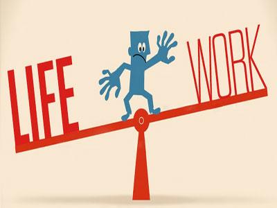 Làm sao để cân bằng giữa công việc và cuộc sống