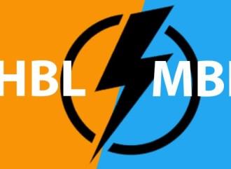 Phân biệt giữa MBL và HBL