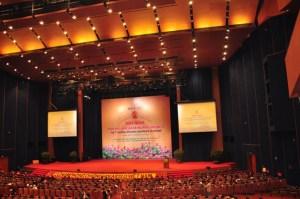 Sân khấu NCC (ảnh từ internet)