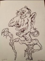 Lightbender Goblin