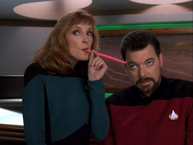 """Star Trek: The Next Generation """"Phantasms"""""""