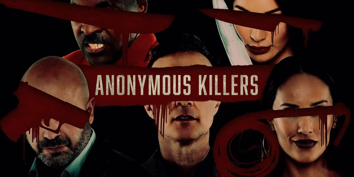 Promo poster for A.R. Hilton's film Anonymous Killers