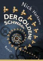 Der goldene Schwarm Cover © Knaus Verlag