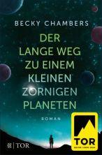 Der lange Weg zu einem kleinen zornigen Planeten - Becky Chambers © Fischer-Tor