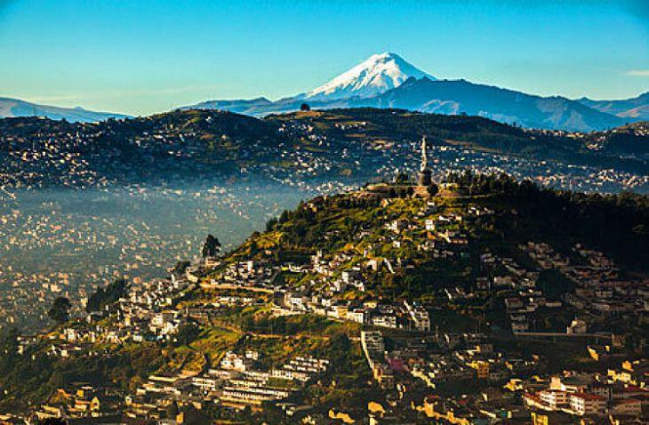 Quito, el secreto mejor guardado (entre volcanes) de Sudamérica ...