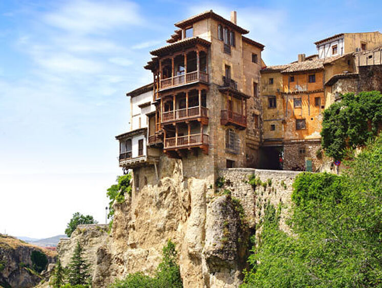 Un vecino de Cuenca logra que Google Maps corrija Casas Colgantes ...