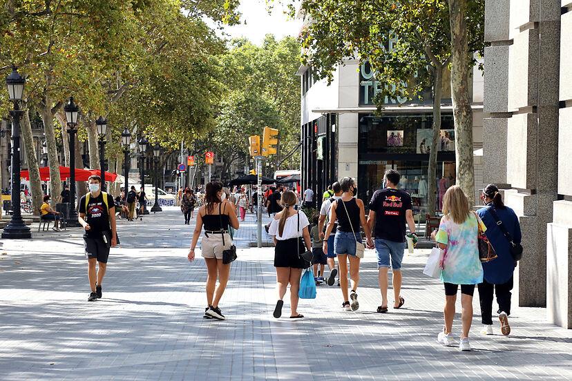 El empleo en el sector turstico aumenta un 4% interanual en agosto