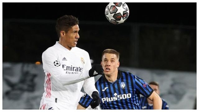 Real Madrid vs Chelsea | Champions League: Varane: Real ...