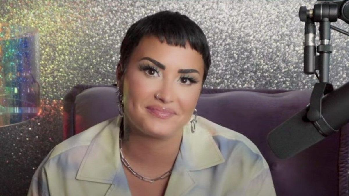 Demi Lovato Says Their Family Is Adjusting To Using They/Them Pronouns