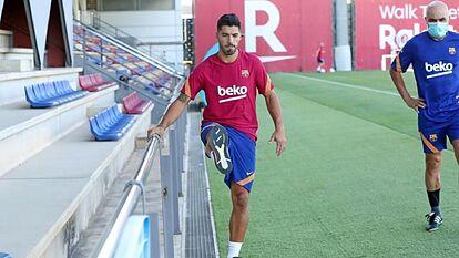 Luis Suarez.