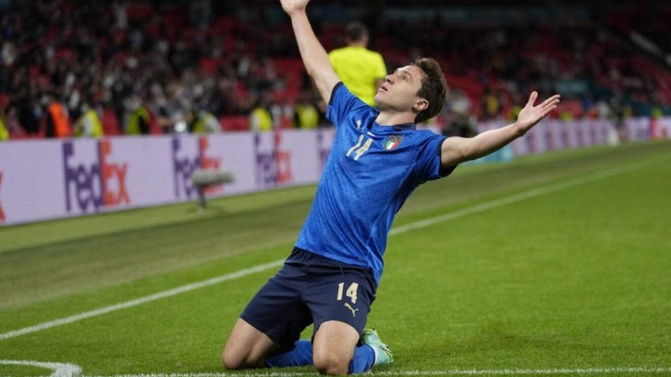 Chiesa to Chelsea rumours, news