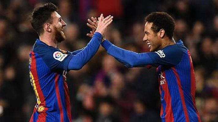FC Barcelona - La Liga: Neymar drops bombshell: I want to play with Messi  again, we have to do it next season | MARCA in English