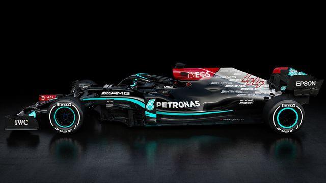 F1 2021: Mercedes da un nuevo giro con el W12 | Fórmula 1
