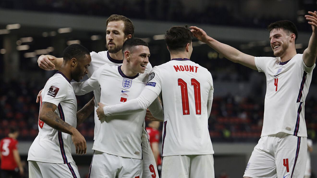England predicted lineup vs Germany