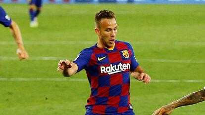 Barcelona: Arthur rebels and tells Barcelona he will no longer ...