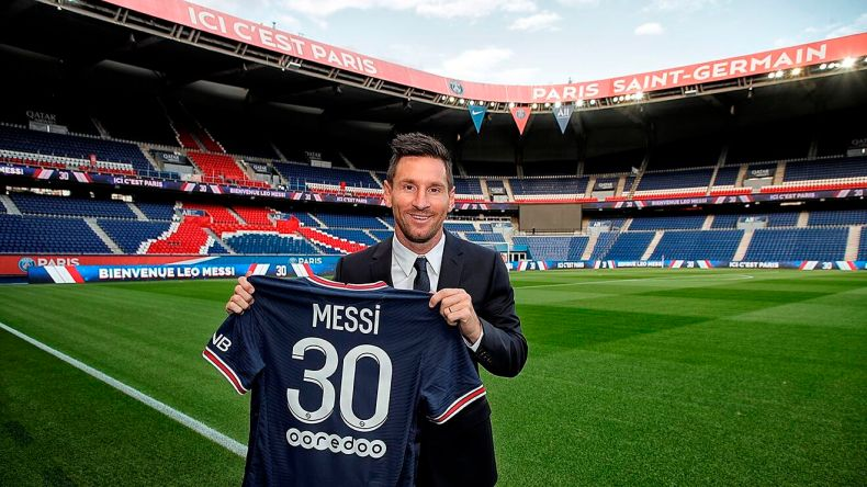 Messi's PSG presentation: All the news and reactions   Marca