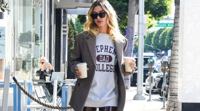 The tricks of style of Hailey Baldwin