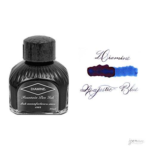 Diamine Fountain Pen Ink. 80 ml Bottle. Oxblood – Phantom 20
