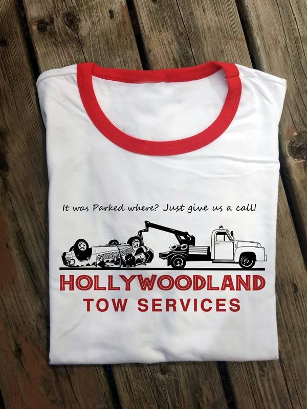 NELS007-Hollywoodland Tow Services Jurrasic