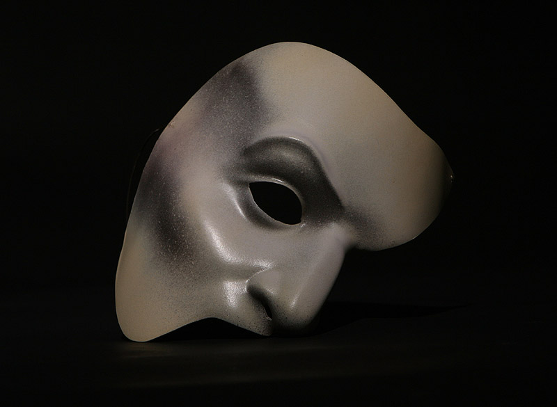Image result for phantom of the opera mask