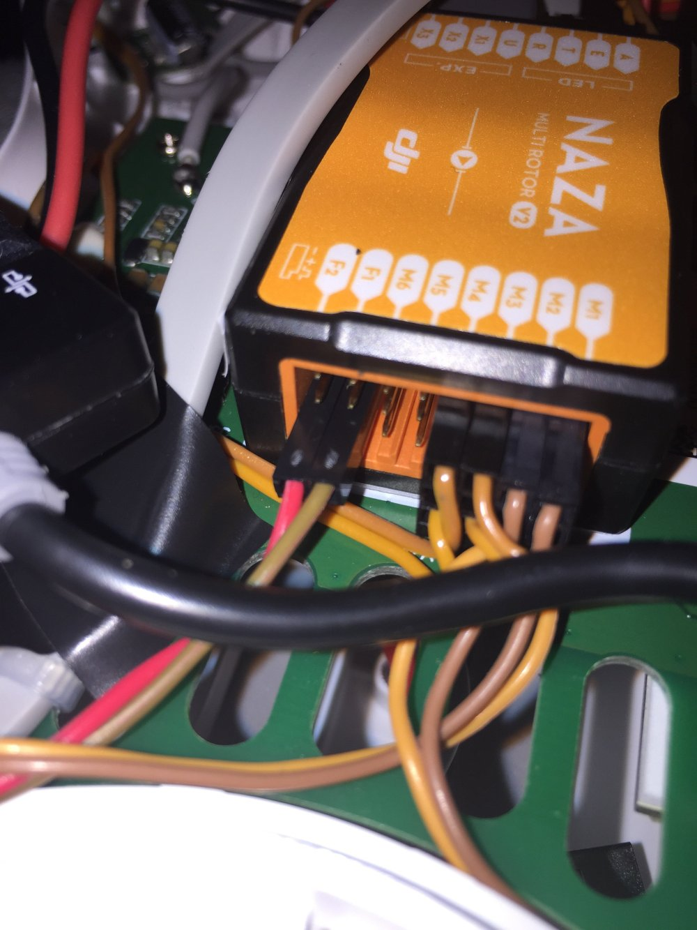 medium resolution of dji phantom naza m wiring wiring diagram for you suzuki wiring diagram gimbal naza wiring diagram