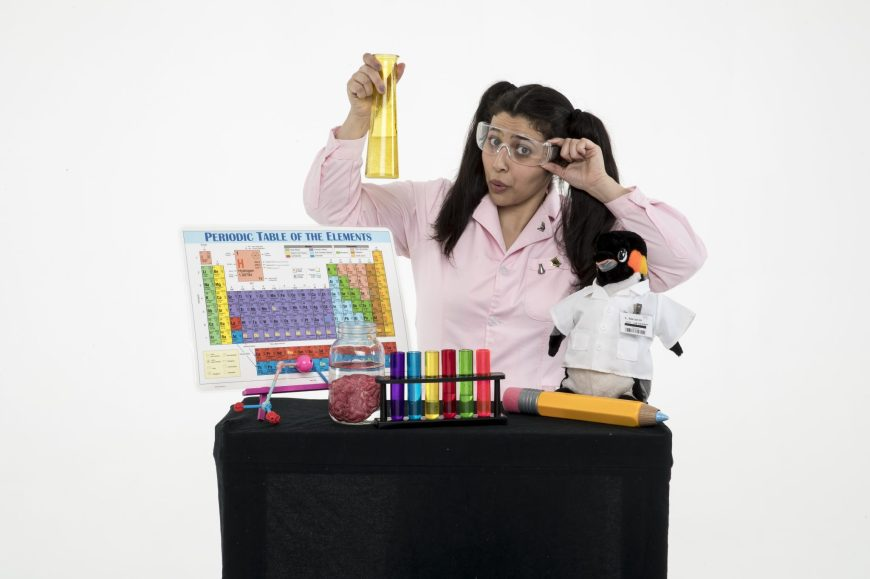Jargie the Science Girl! - Weather