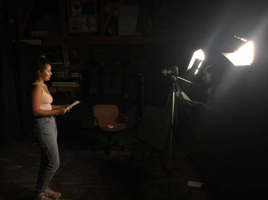 Friday Afternoons: Acting For Camera (Ages 12+)