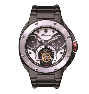Phantoms Lab - Futuristic Luxury Sporty Tourbillon Wrist Watch
