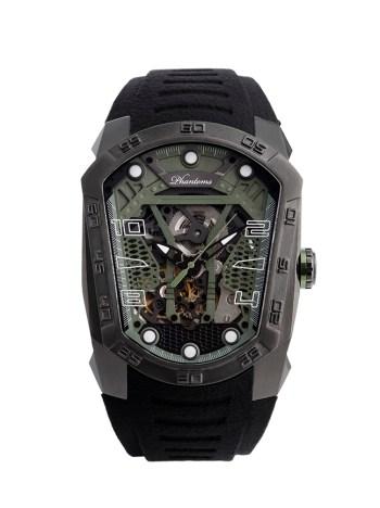 Phantoms Fight Blade Series Automatic Mechanical Watch Dark Green