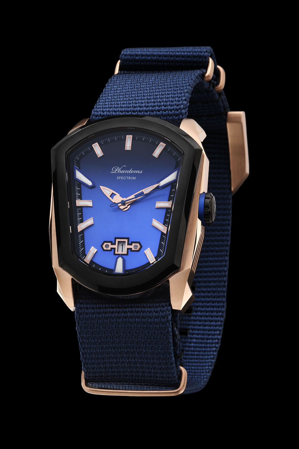 PHTW401 Phantoms skyfall Spectrum miyota automatic mechanical watch