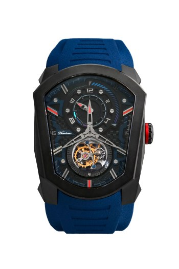 PHTW702-01 negative speed force affordable tourbillon tme coffin mechanical watch