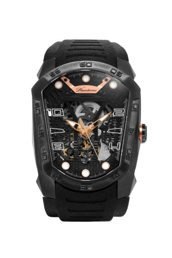 Titan Blade Automatic Mechanical Watch Futuristic Mens Watch Best Microbrand