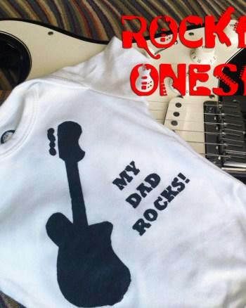 Rockin' Onesie (Free Pattern)
