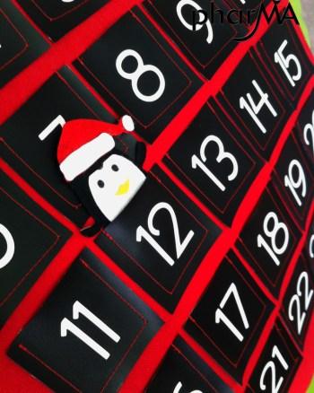 Placemat Advent Calendar