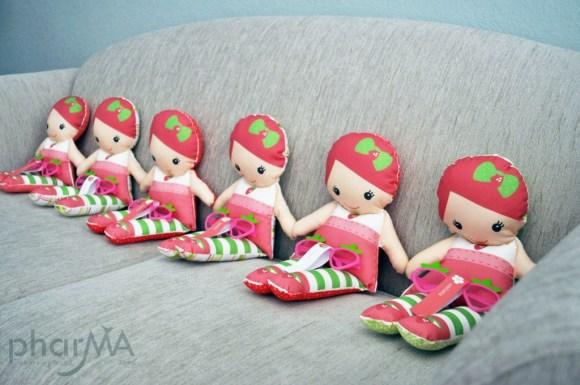 Strawberry Doll