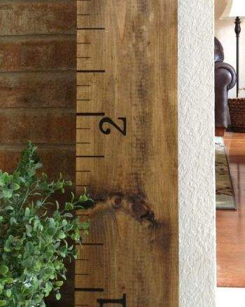 White Loft, Giveaway, The PharMA Blog, Growth Chart Ruler